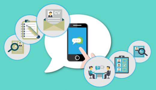 採用管理はLINE@で 学生の日常コミュニケーションツールを活用する